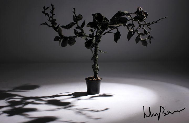 Textile Plant - Lily Bowler Art