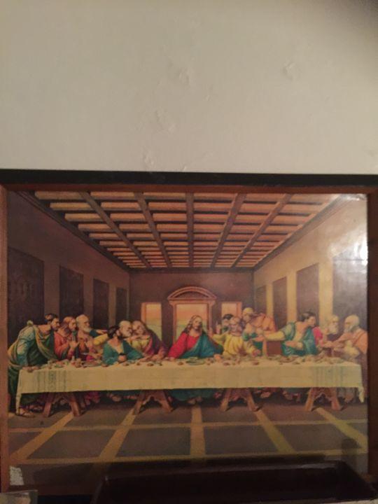 The last supper -  Torrodscott