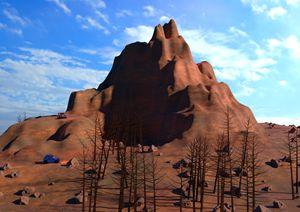 Desert Mountain - OpticalStorm