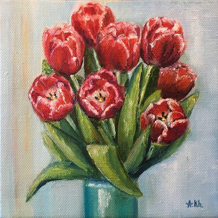 Springtime - Anastasiya Kharchenko