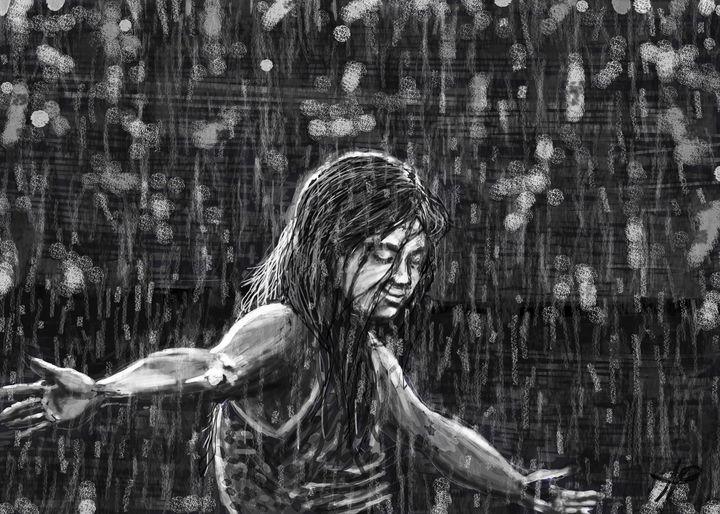 I Love The Rain - Leon Noel