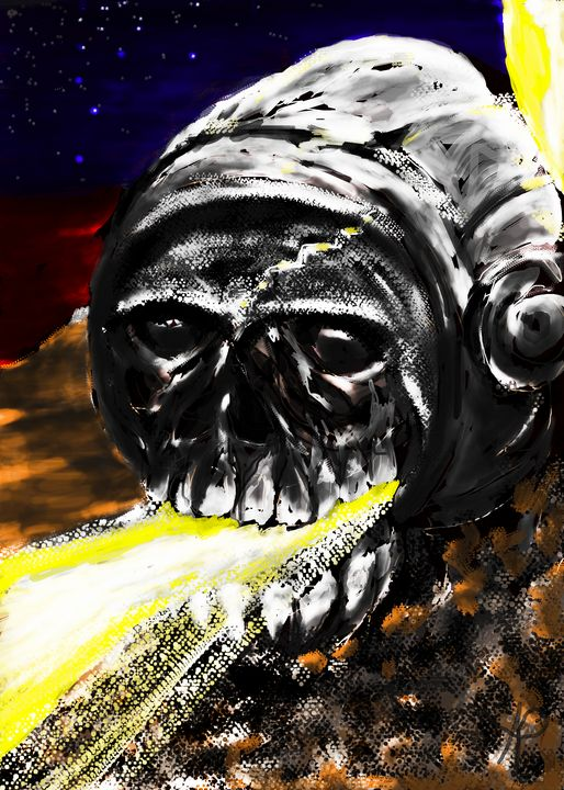 Violent Cosmos - Leon Noel