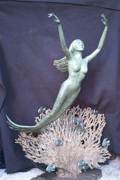 Sculpture of The Islands