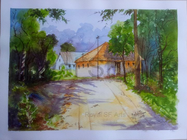 Serene Kerala - Royal SF Arts