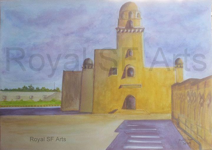 Jamea Lulu Cairo - Royal SF Arts