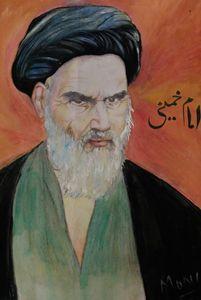 Imam Khomeini :Labbaik Ya Hussain