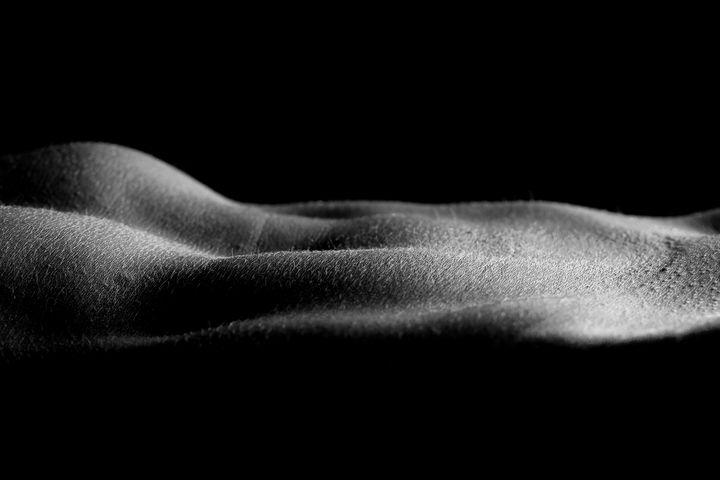 Bodyscape, detail of female body - Dalibor Balic