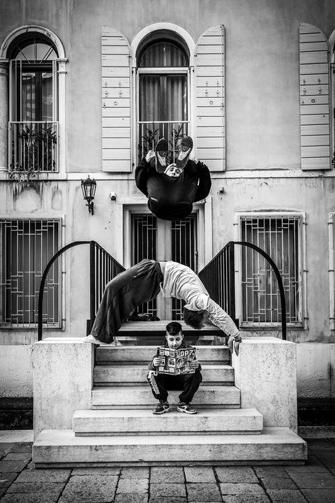 Freestyle in Venice - Dalibor Balic