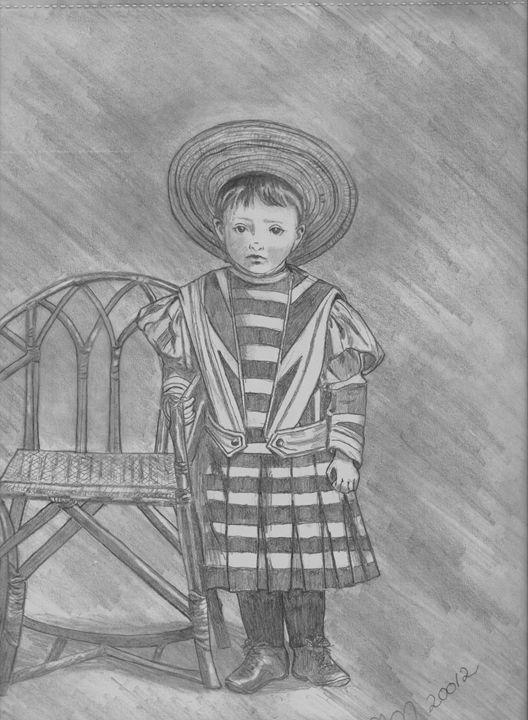 Age of Innocence - Nancy Nadeau