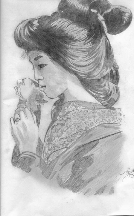 GEISHA - Nancy Nadeau