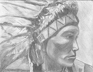 HANDSOME CHIEF