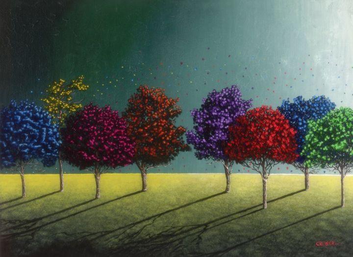 Whispering Winds - The Art of Charlie Criner