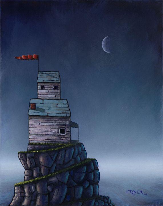 Looking Ahead - The Art of Charlie Criner