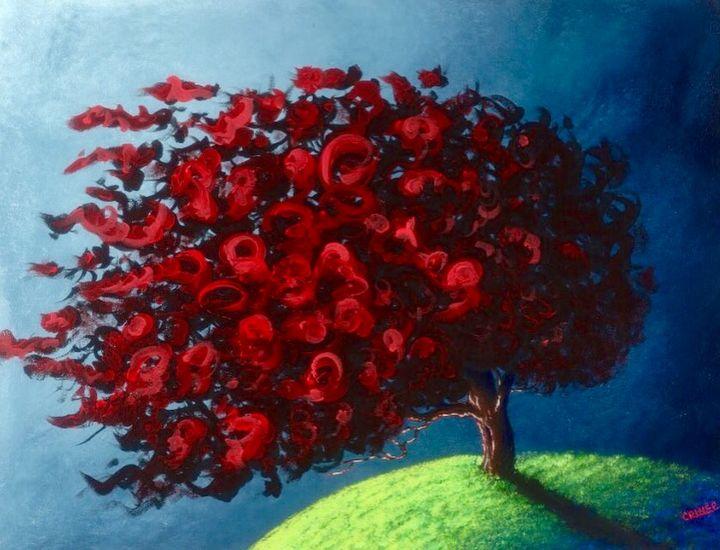 Scorned - The Art of Charlie Criner