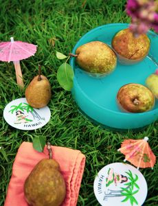 Pear Pool Party - Jodie Morgan