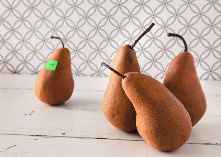 Gossiping Pears - Jodie Morgan