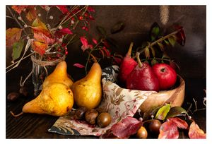 Autumn Still Life - Jodie Morgan