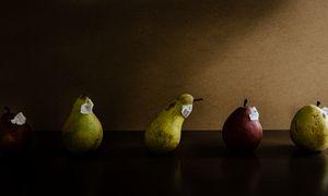 Pear-demic #1 - Jodie Morgan