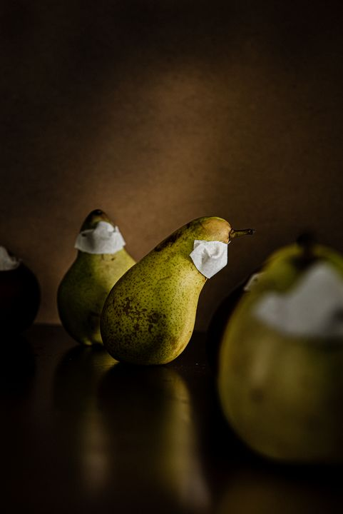 Pear-demic #2 - Jodie Morgan