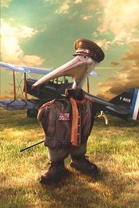 Captain Pelican - BrunoSousa