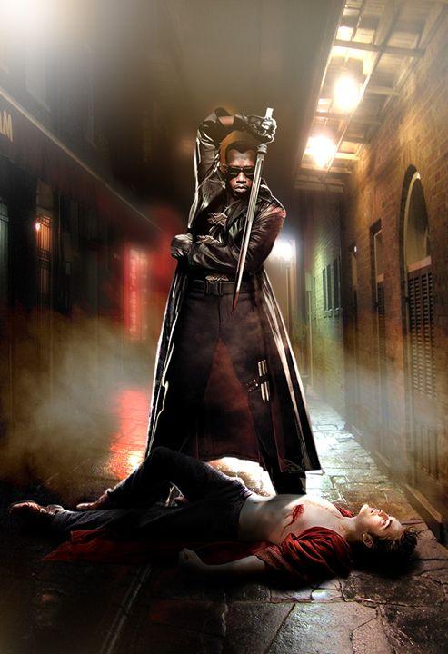 Blade kills Edward from Twilight - BrunoSousa
