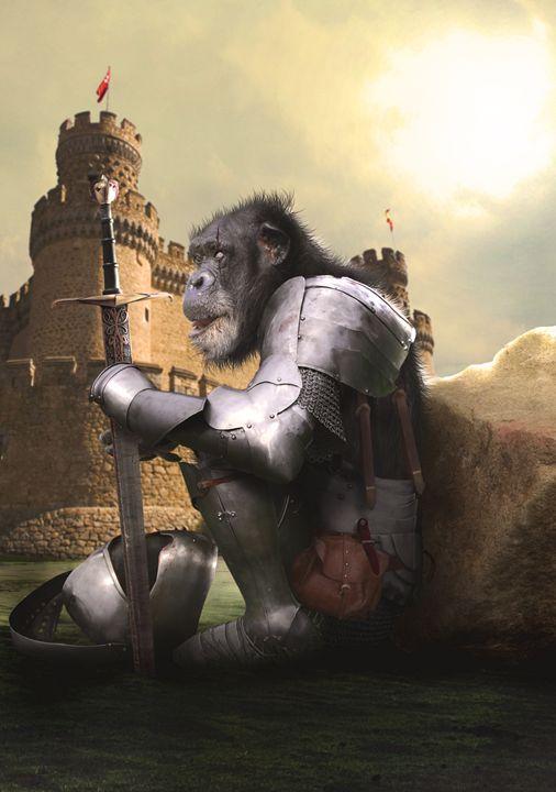Old Warrior - BrunoSousa