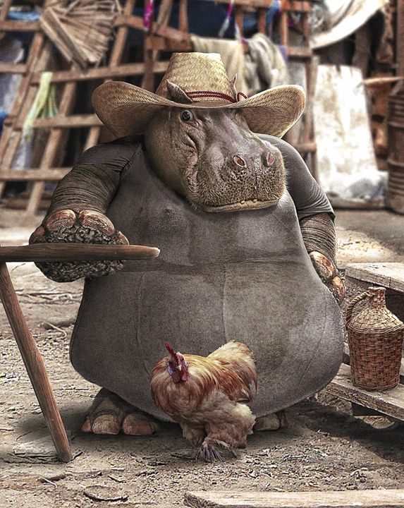 Hippo farmer - BrunoSousa