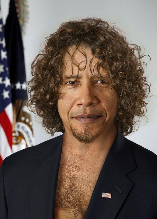 Cool Obama - BrunoSousa