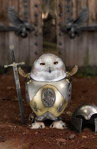 Owl warrior - BrunoSousa