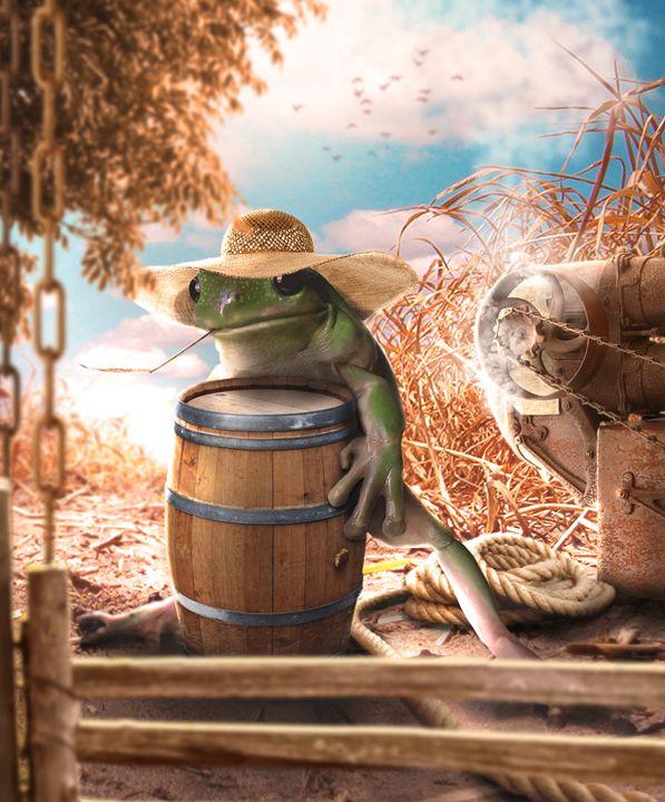 Farm Frog - BrunoSousa