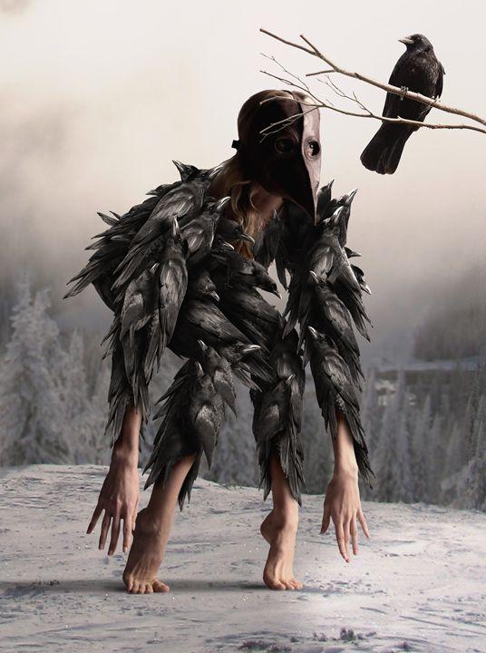 Lady Crow - BrunoSousa