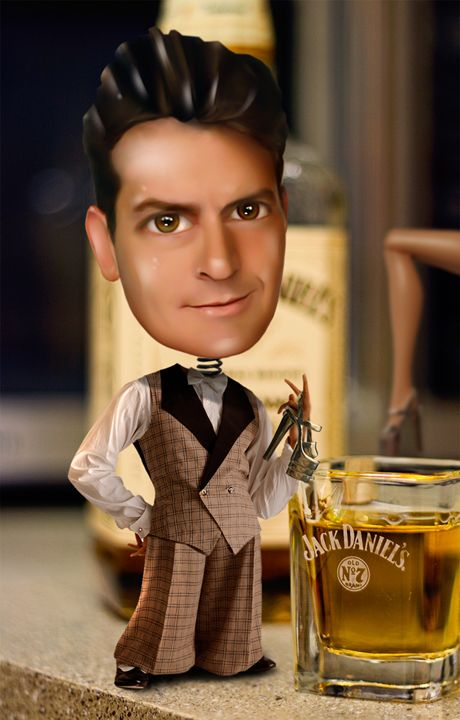 Charlie Sheen - BrunoSousa