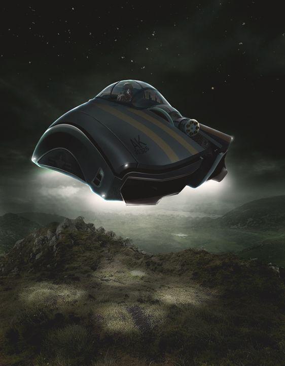 Spaceship - BrunoSousa