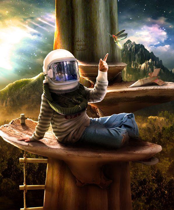 Space boy - BrunoSousa