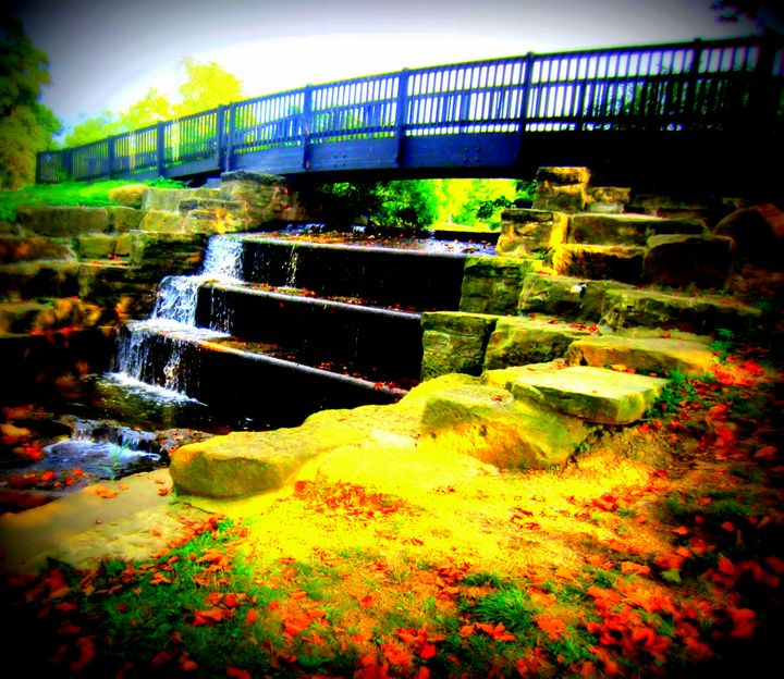 Garfeild Bridge - Expressive Images