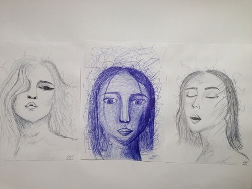 Emotional Portrait Series - Adèle