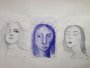 Emotional Portrait Series