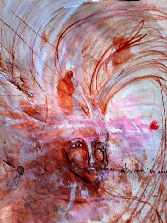 mental positive emanation - Alejandro Garciatorres Barrera