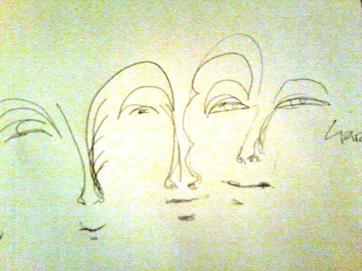 4 eyes 3 faces - Alejandro Garciatorres Barrera