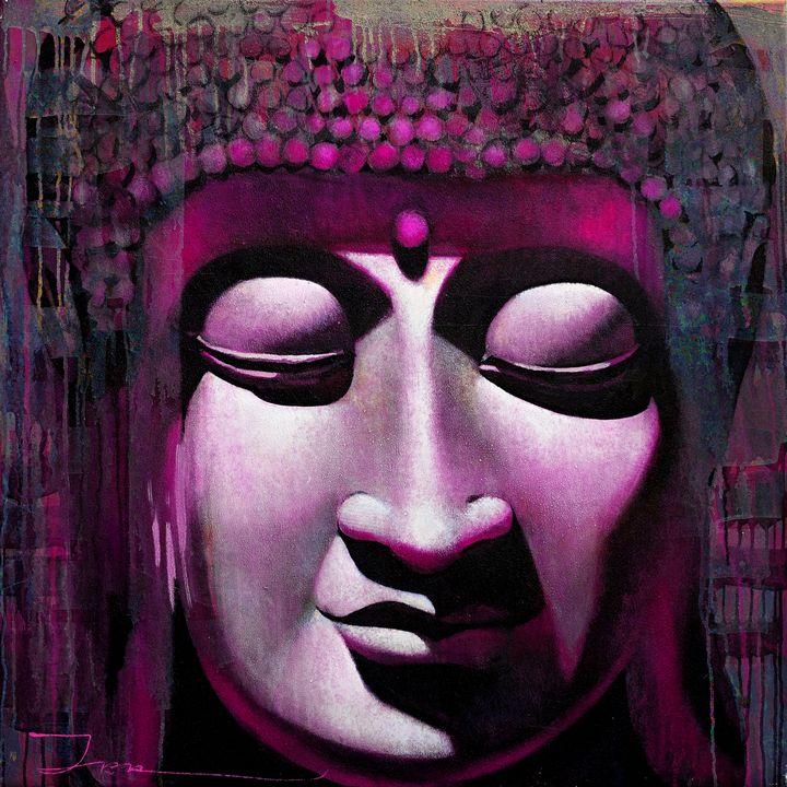 Buddha Dream 4, version 2 - Ira Tsantekidou