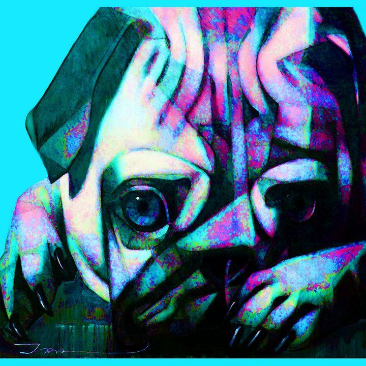 Dog Dreams, version 12 - Ira Tsantekidou