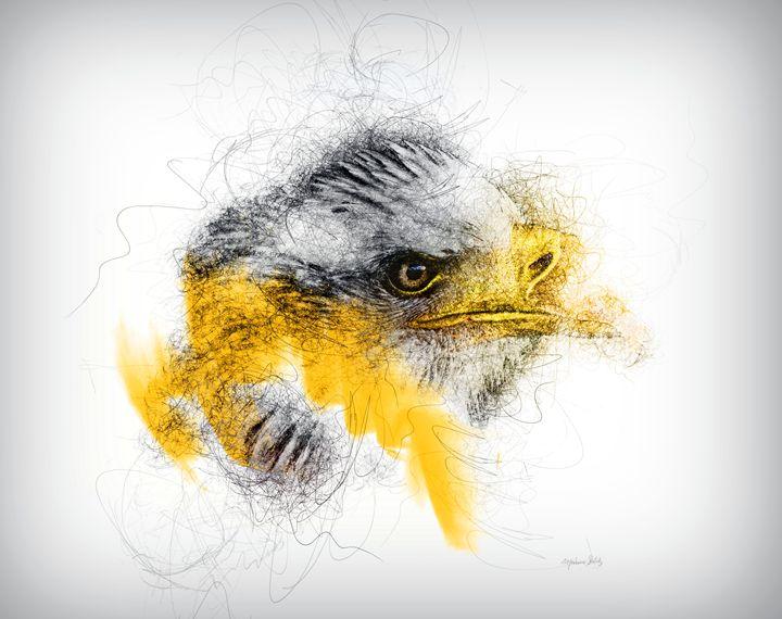 Eagle lines - Pinxeladas