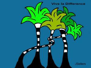 VIVE LA DIFFERENCE - Tweetylynn Designs