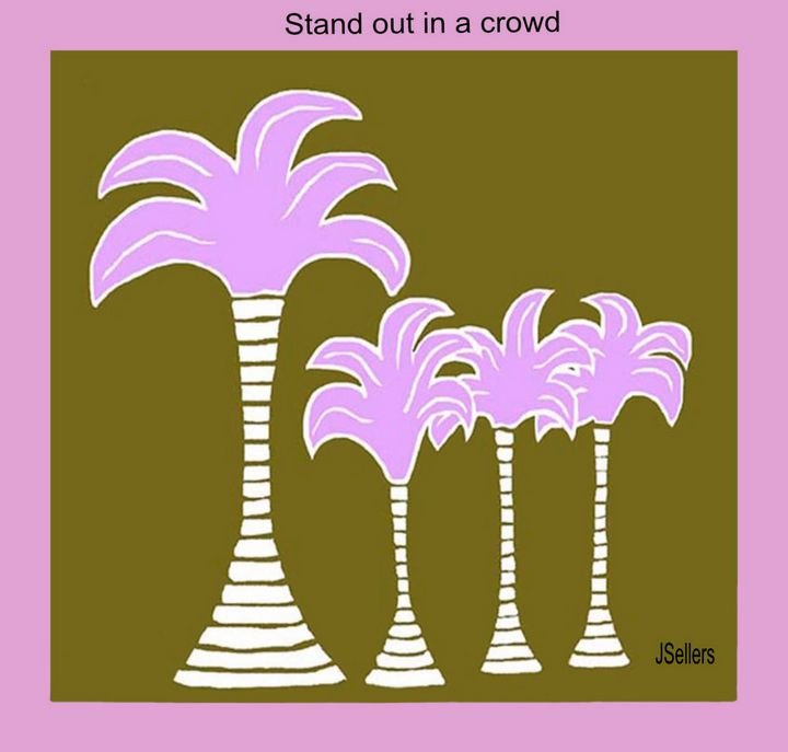 STAND OUT IN A CROWD - Tweetylynn Designs