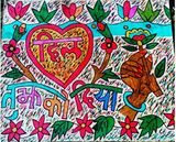 This is my handmade art and painting