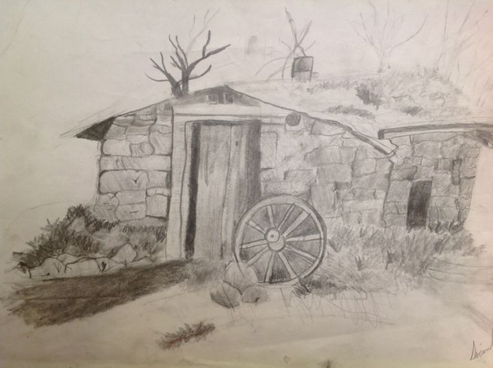 Old cottage - Siranoosh