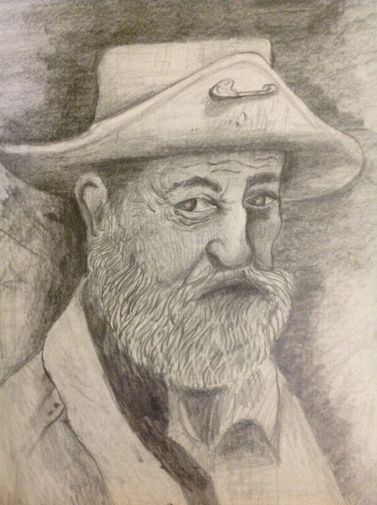 An old farmer - Siranoosh