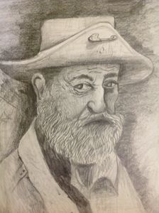 An old farmer