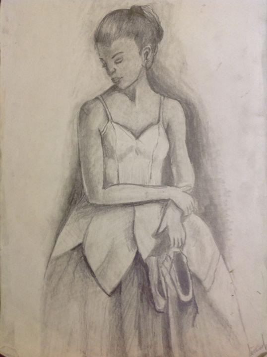 Ballerina girl - Siranoosh
