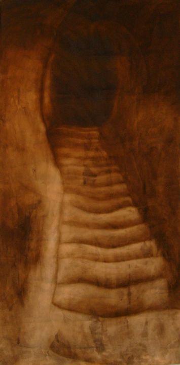 Ascend - Patricia Benitez Art